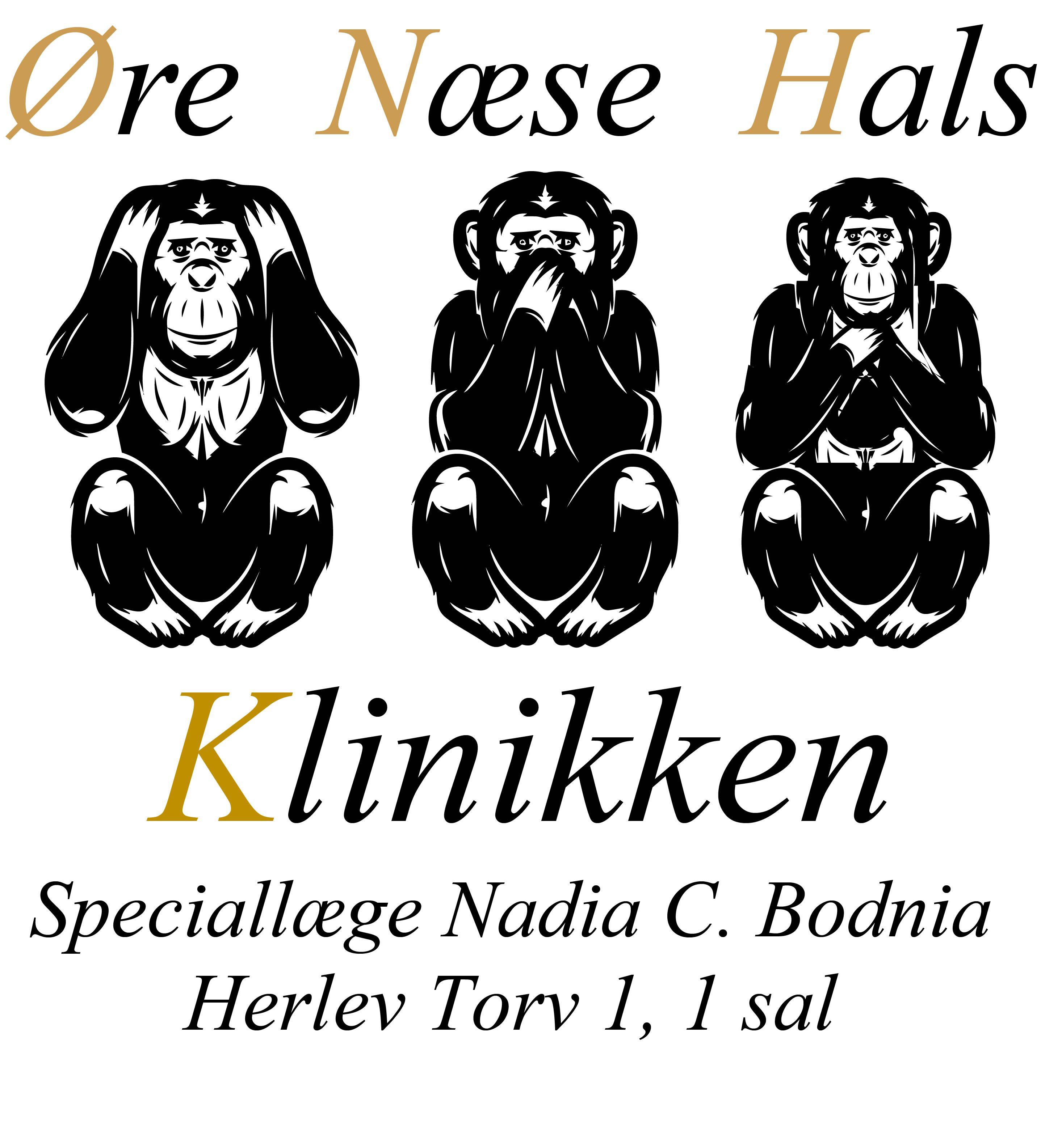 Øre,- næse,- halsklinikken i Herlev
